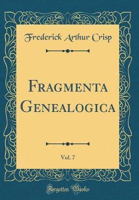 Fragmenta Genealogic...