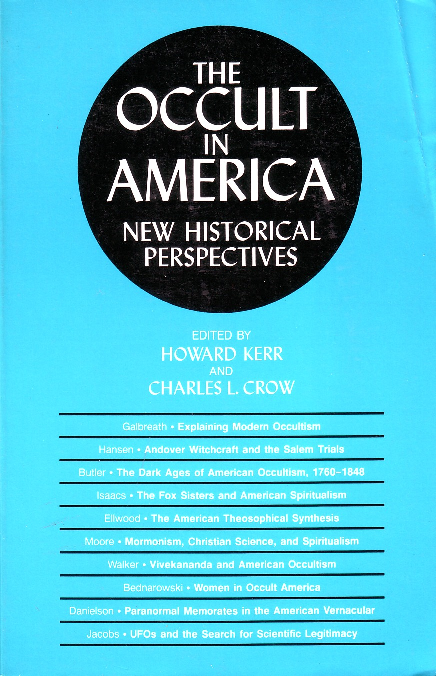 The Occult in America