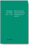 Discipline filosofiche (2008). Vol. 1: Sulla «traccia» di Michel de Certeau..