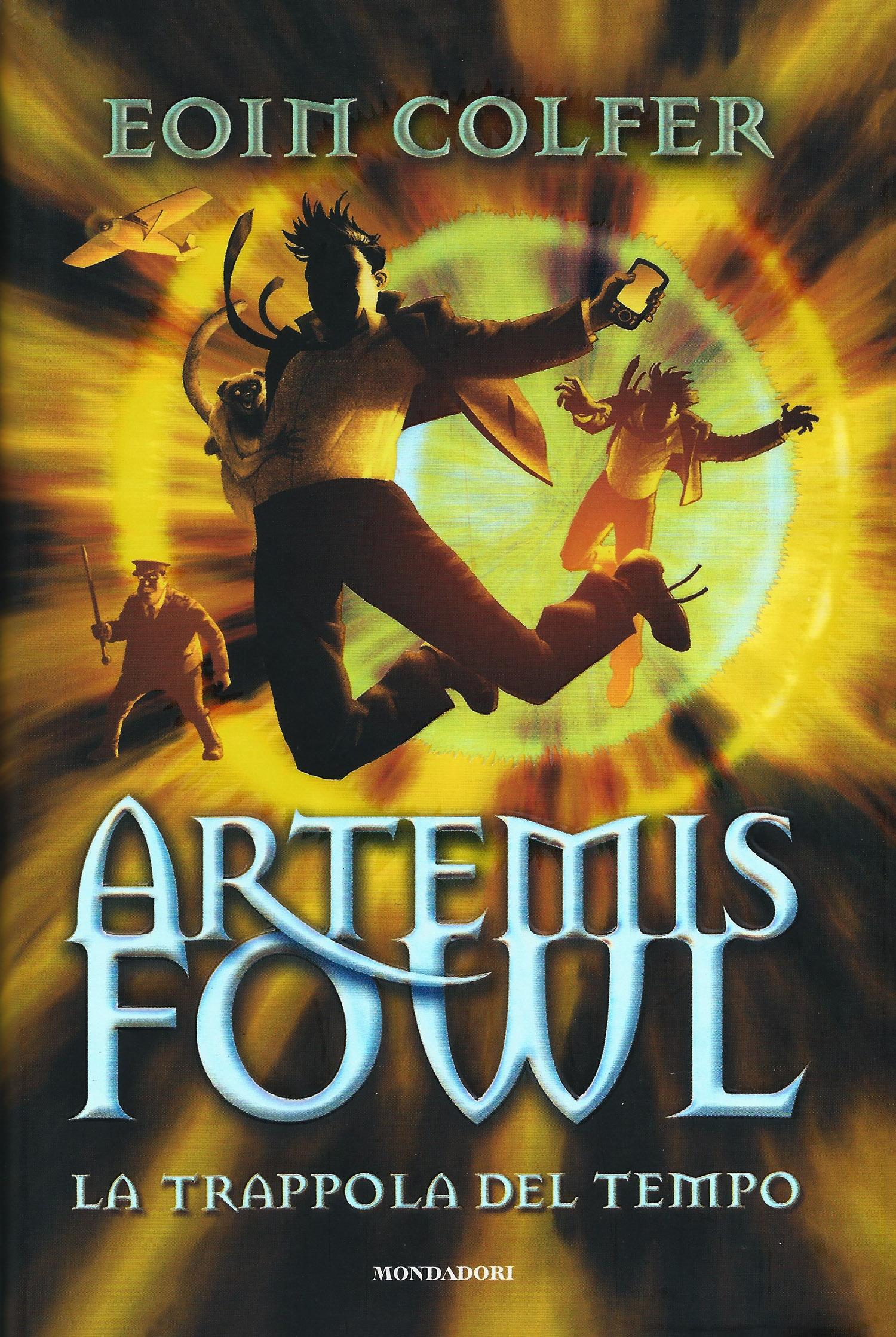 Artemis Fowl vol. 6