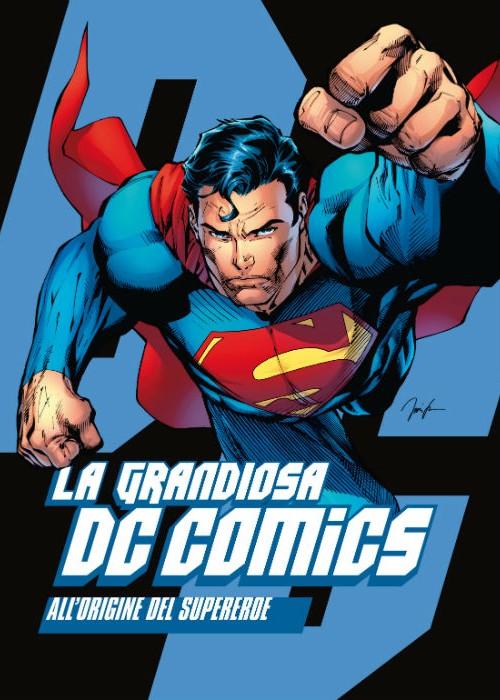 La gloriosa DC Comics