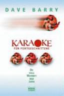 Karaoke für Fortges...