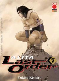 Alita Last Order vol. 07