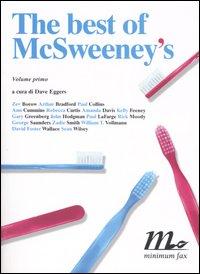 The best of McSweene...
