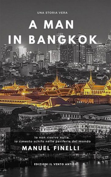 A man in Bangkok
