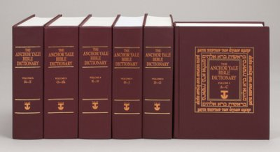 The Anchor Yale Bible Dictionary