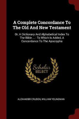 A Complete Concordan...