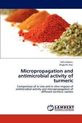 Micropropagation and antimicrobial activity of turmeric
