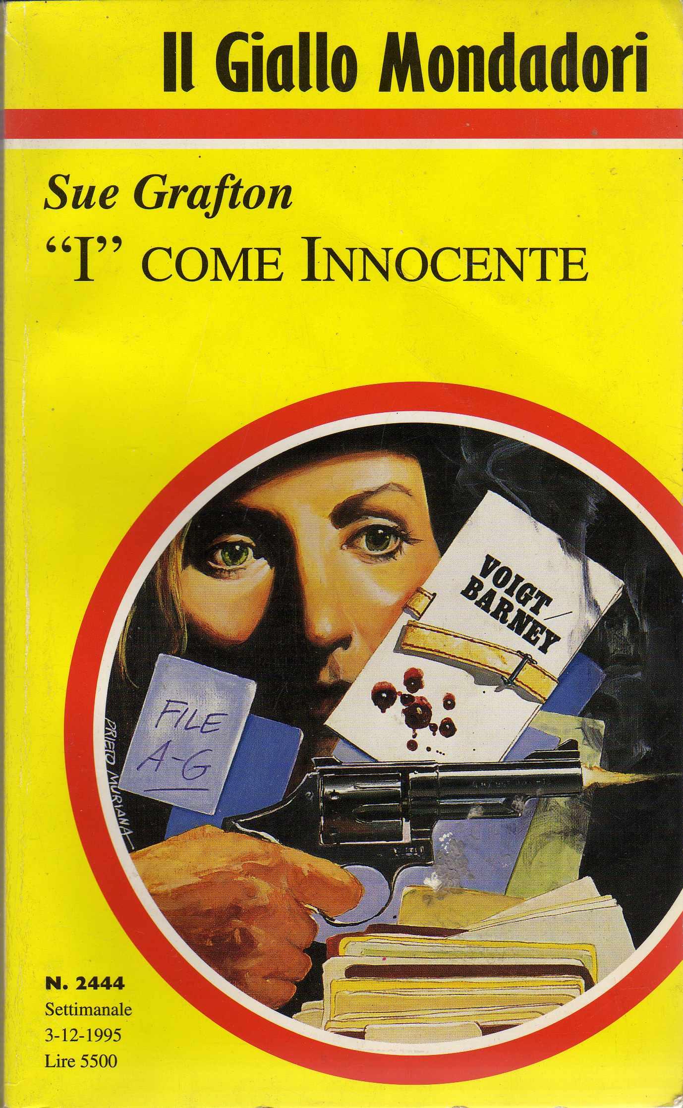 """""""I"""" come Innocente"""