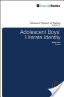 Adolescent Boys' Literate Identity