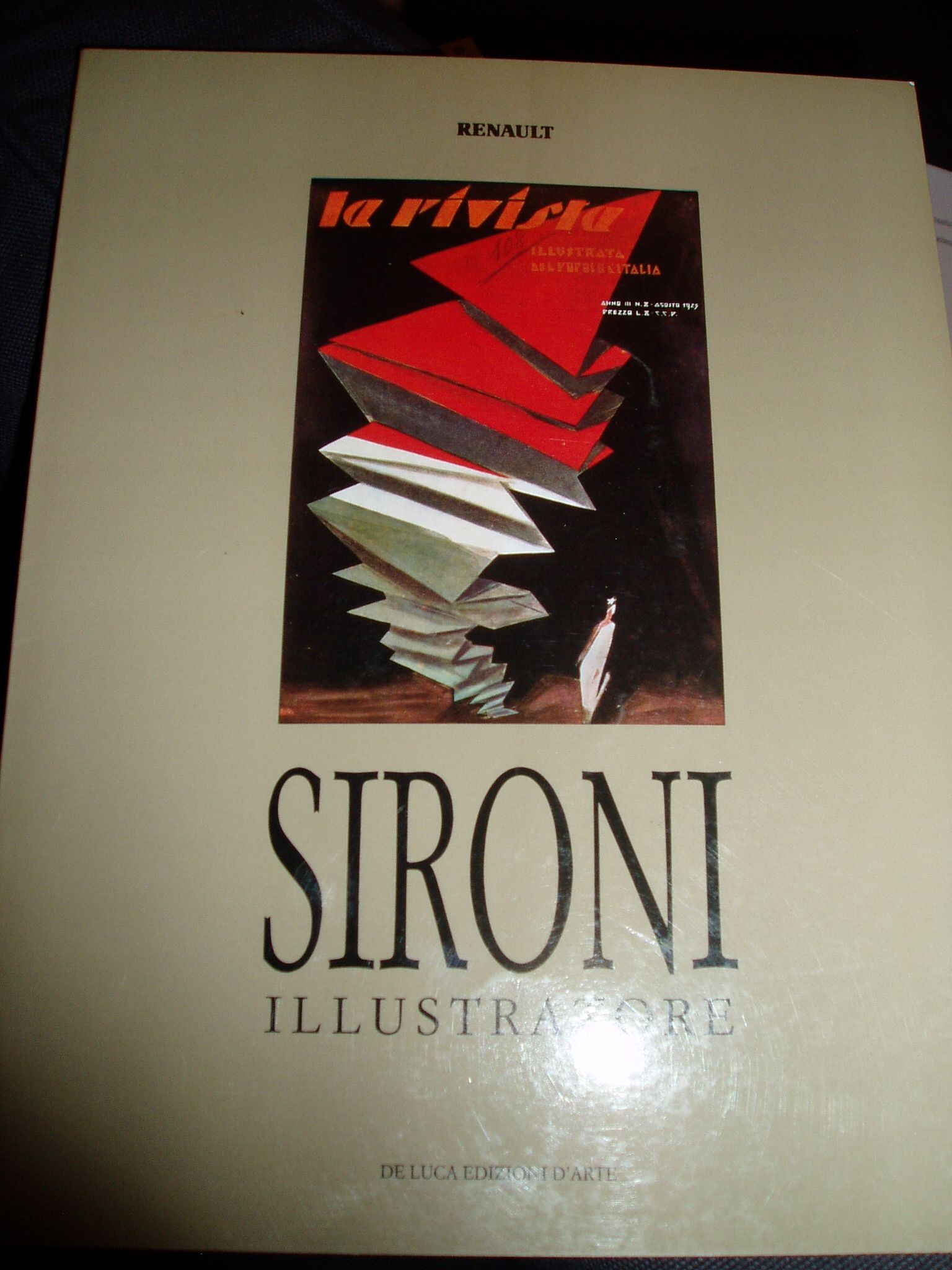 Sironi illustratore