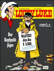 Lucky Luke -  Cacciatore di taglie