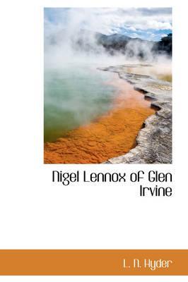 Nigel Lennox of Glen Irvine