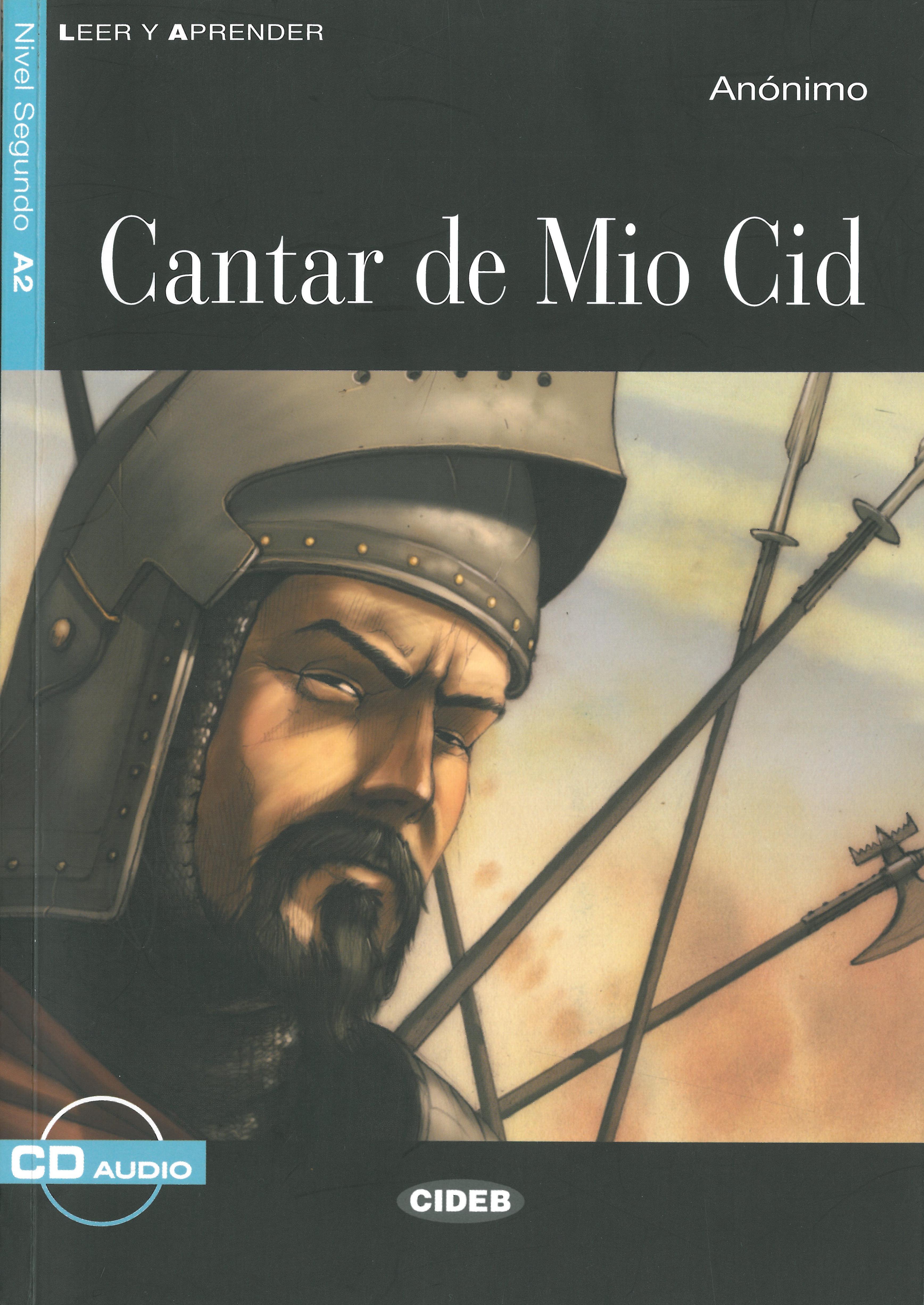 Cantar de mio Cid. Con CD Audio (El)