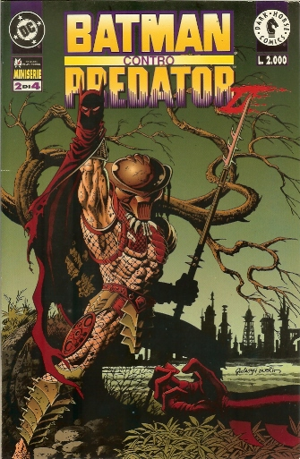 Batman contro Predator II n. 2 (di 4)