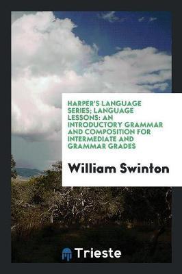 Harper's Language Series; Language Lessons