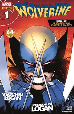Wolverine n. 327