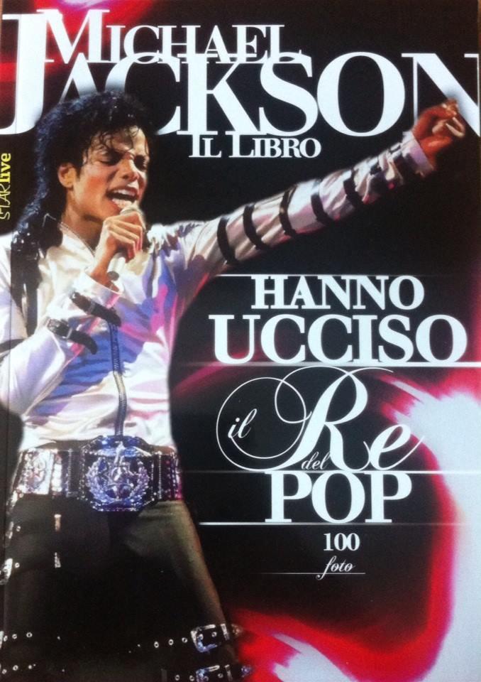 Michael Jackson, il libro