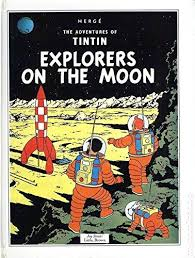 Explorers on the Moon/Pop Up Book