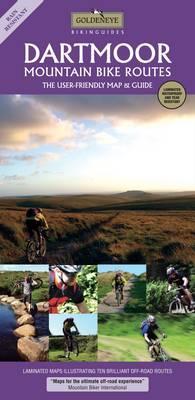 Dartmoor Mountain Bike Routes (Goldeneye Bikinguides)