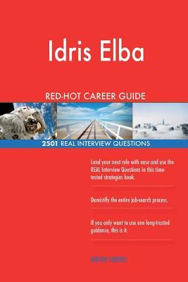 Idris Elba Red-hot Career Guide
