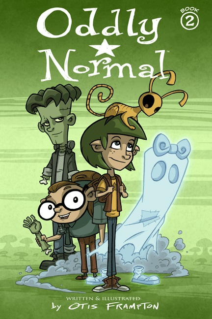 Oddly Normal, Book 2