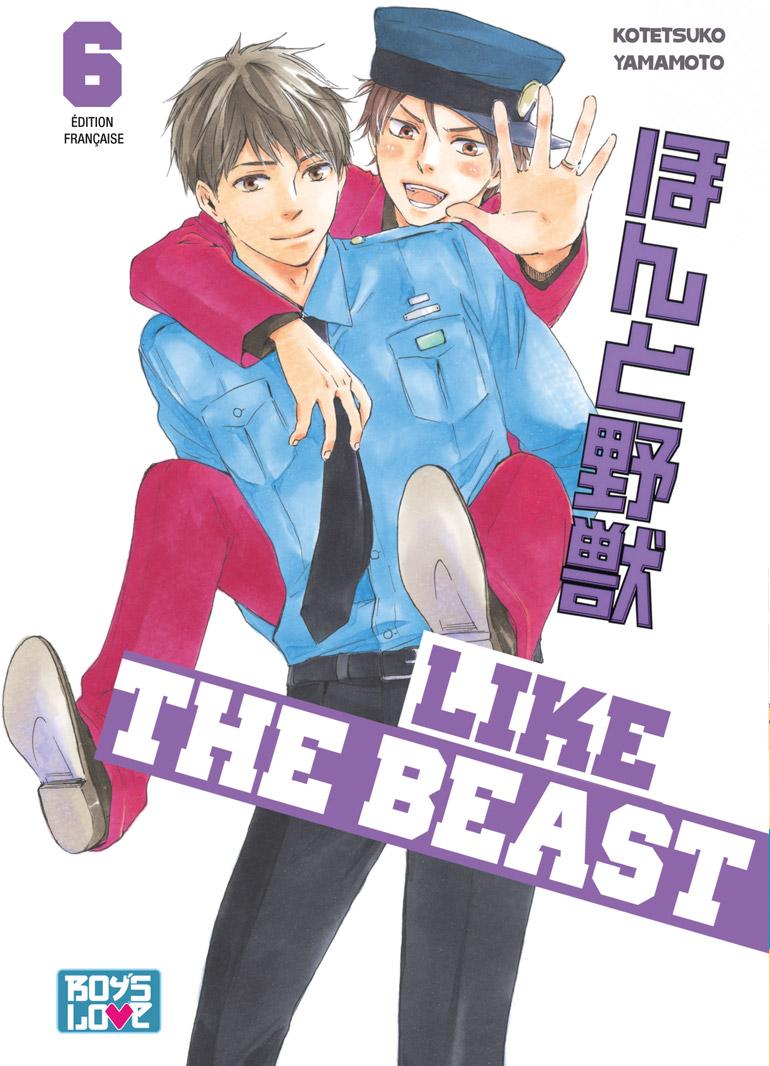 Like the Beast, Tome 6