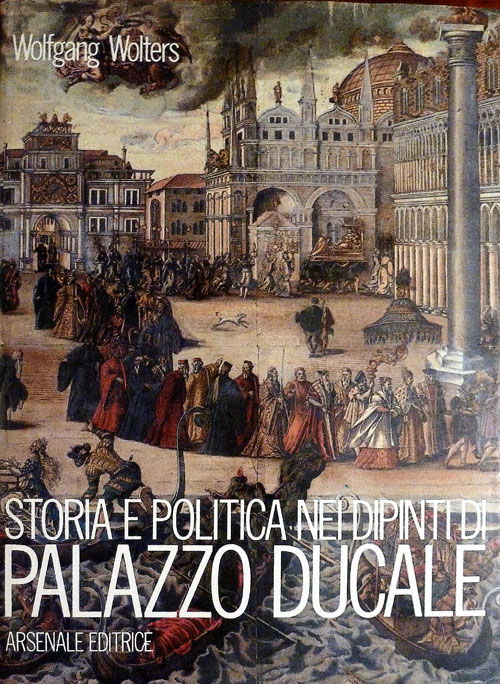 Storia e politica nei dipinti di palazzo ducale