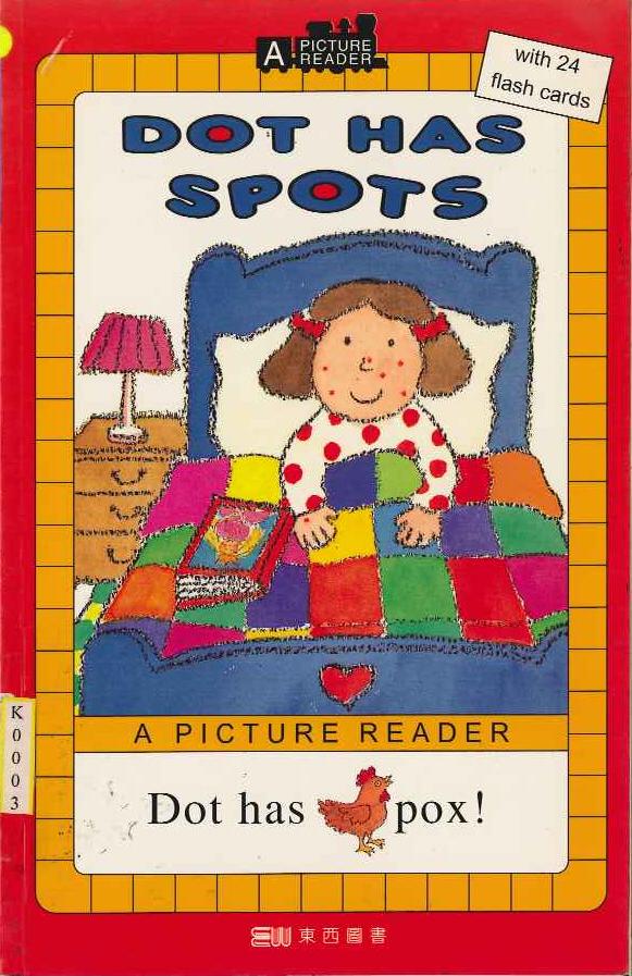 小荳荳長小痘子Dot Has Spots
