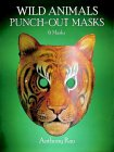 Wild Animals Punch-Out Masks
