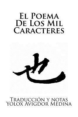 El Poema De Los Mil Caracteres