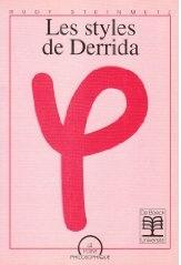 Les styles de Derrida