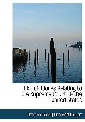 List of Works Relati...