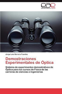 Demostraciones Experimentales de Óptica