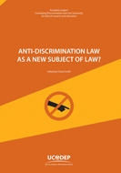 Anti-discrimination law as a new subject of law?