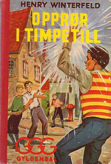 Opprør i Timpetill