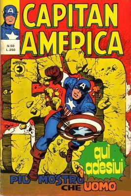 Capitan America n. 50