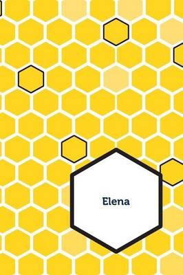 Etchbooks Elena, Honeycomb, Wide Rule