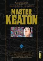 Master Keaton Deluxe, Tome 10