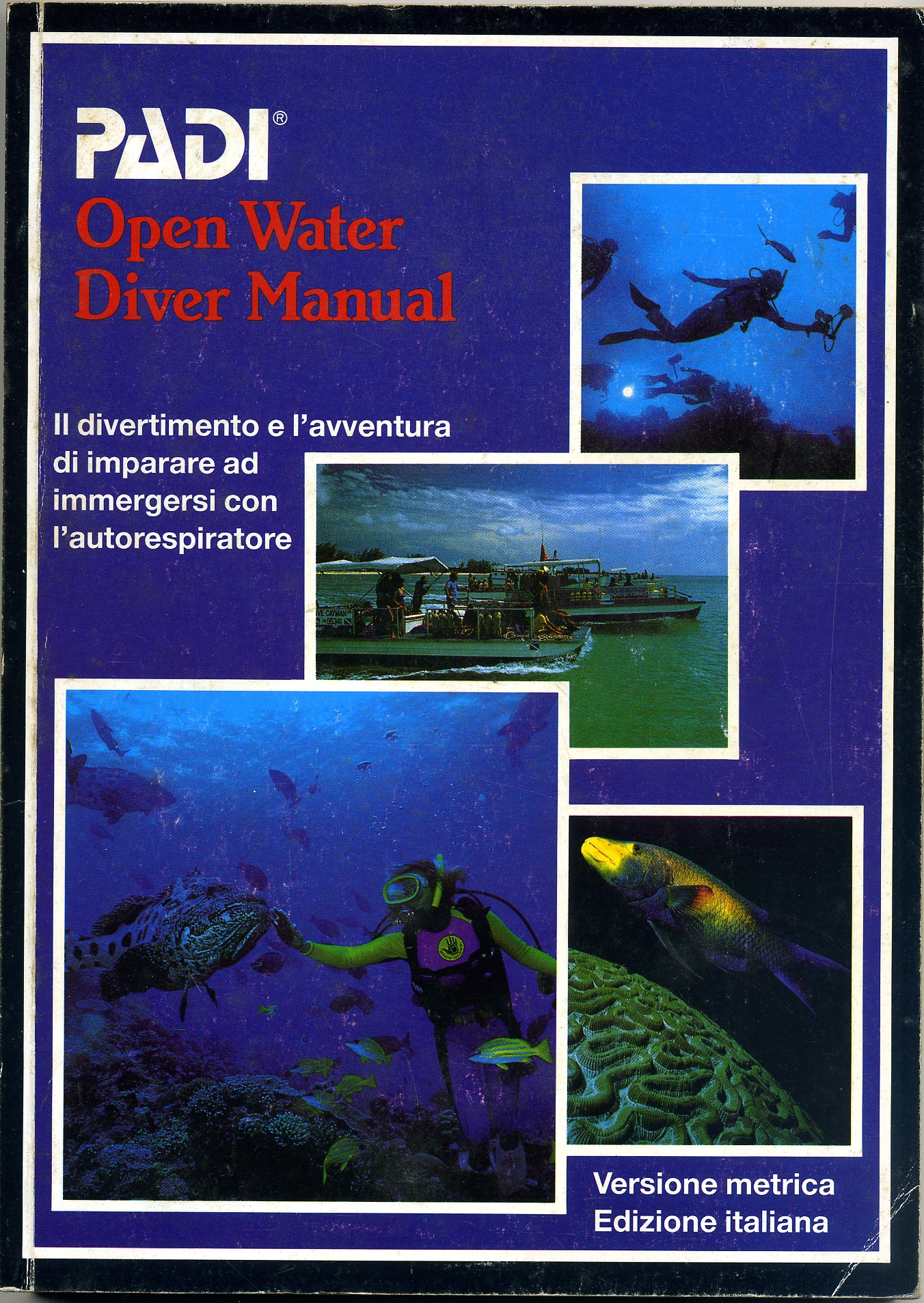 PADI Open Water Dive...