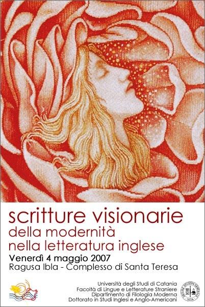 Scritture visionarie della modernità nella letteratura inglese