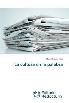 La cultura en la palabra