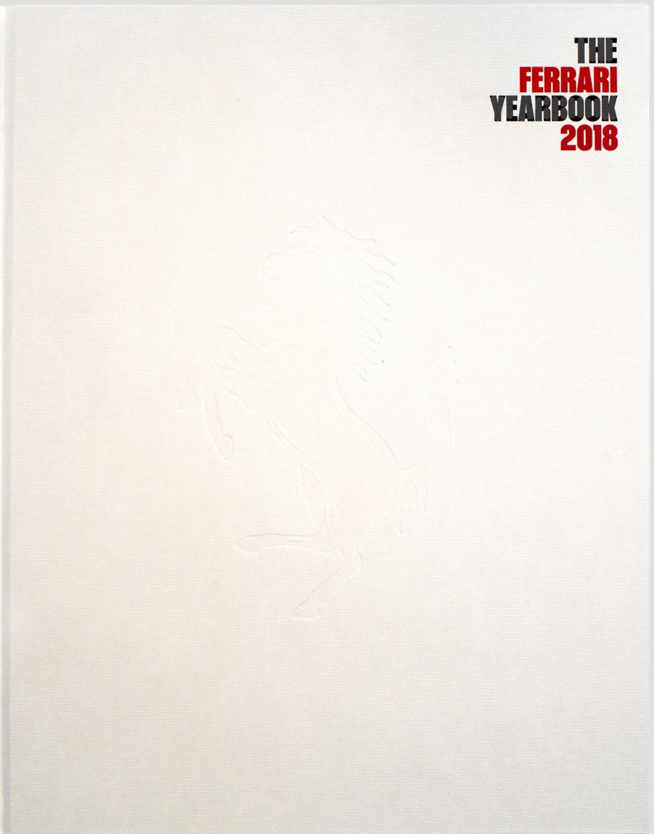The Ferrari Yearbook 2018