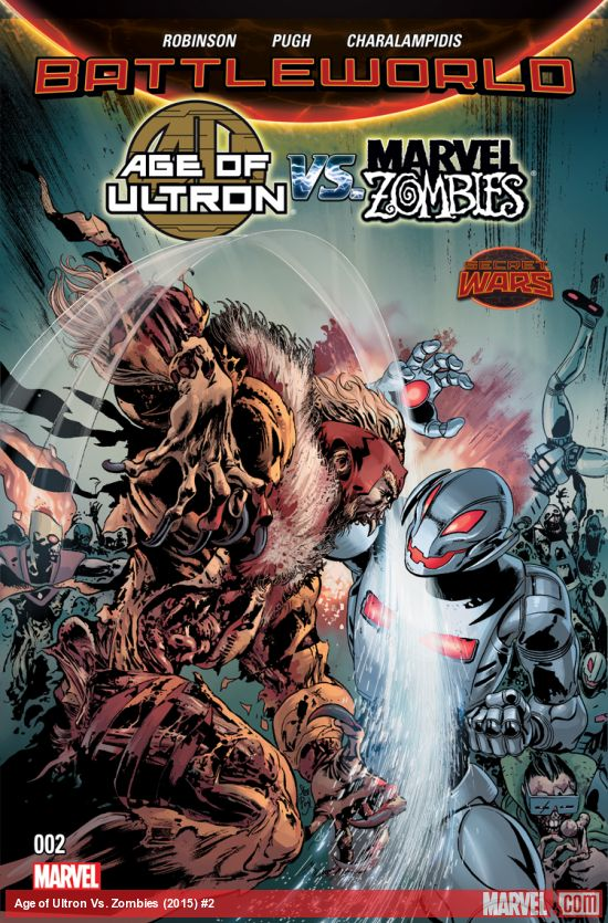 Age of Ultron vs. Marvel Zombies Vol.1 #2