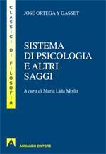 Sistema di psicologia e altri saggi
