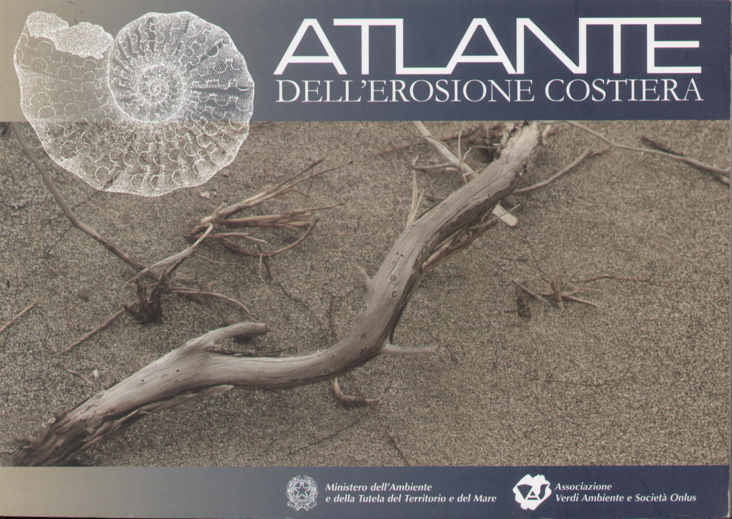Atlante dell'erosione costiera