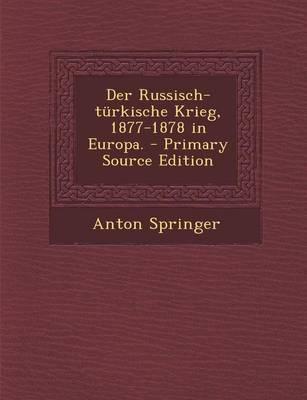 Der Russisch-Turkisc...