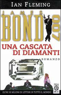 James Bond 007 - una cascata di diamanti