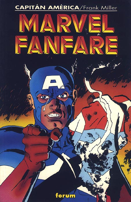 Marvel Fanfare #1: C...