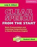 Clear Speech from the Start Student's Book with Audio CD